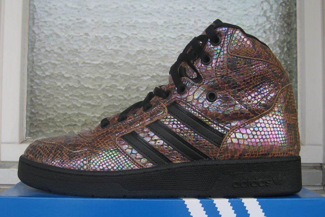 1947839d584b The Adidas JS Instinct Hi Rainbow. Shoes have never been worn and are in mint  condition. No og box. Size  UK 6.5   US 7   EUR 40